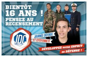 Affiche JDC