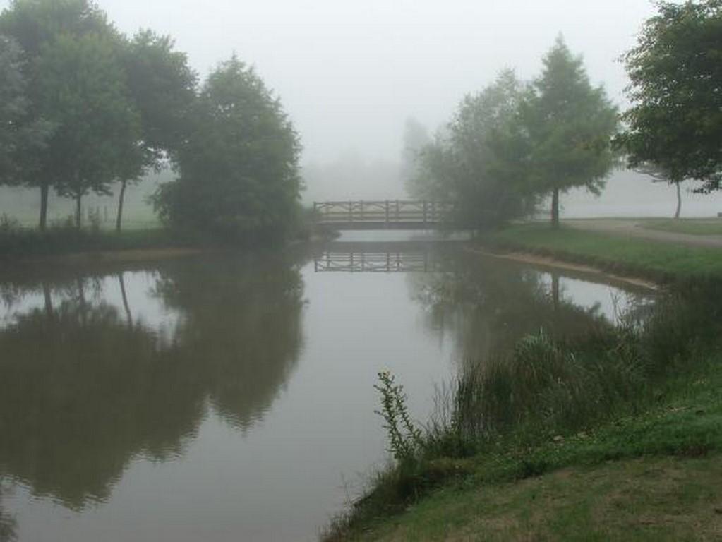 Un Pont dans brume  (6)
