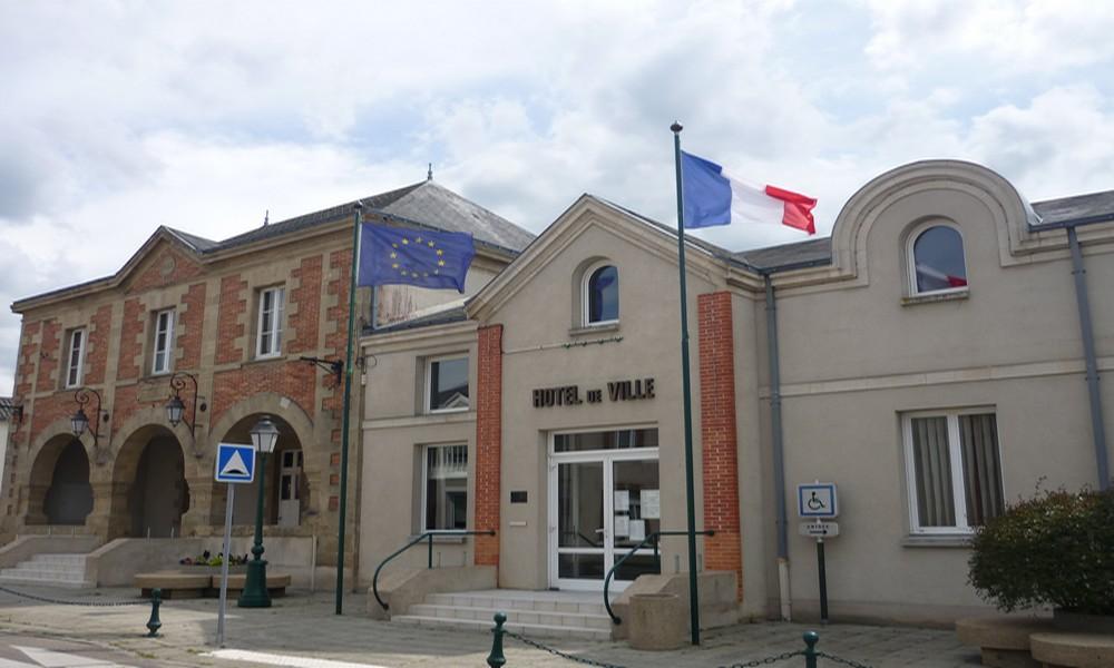Extension et réaménagement de la mairie principale
