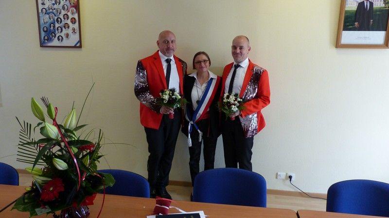 Mariage du 9 mai 2015