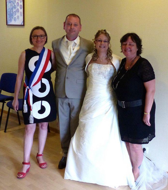 Mariage du 5 septembre 2015