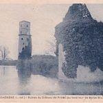 Le château de Princé