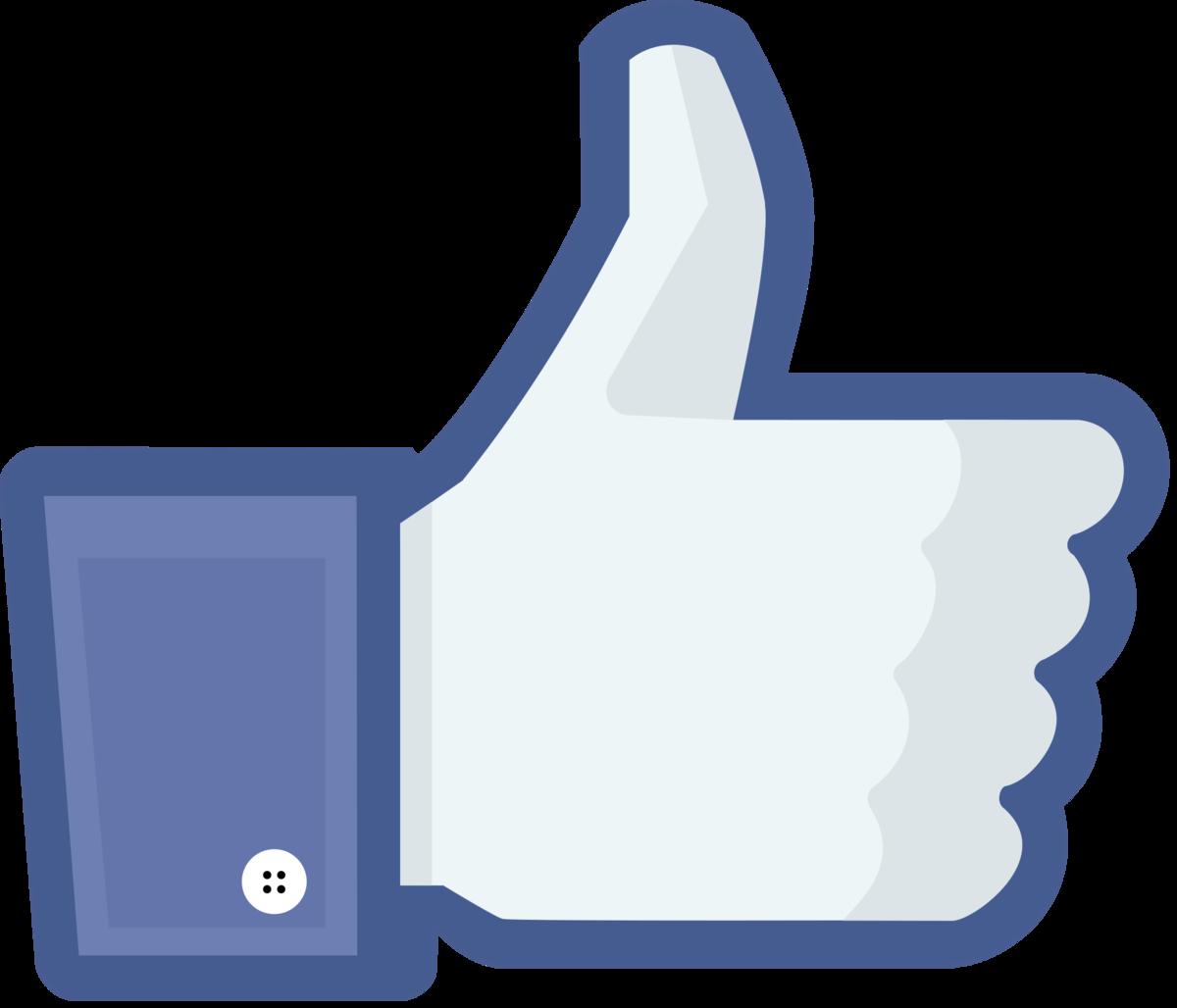 Ouverture de la page Facebook