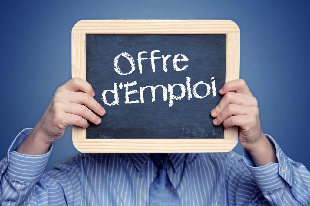 Offres d'emplois sur la commune