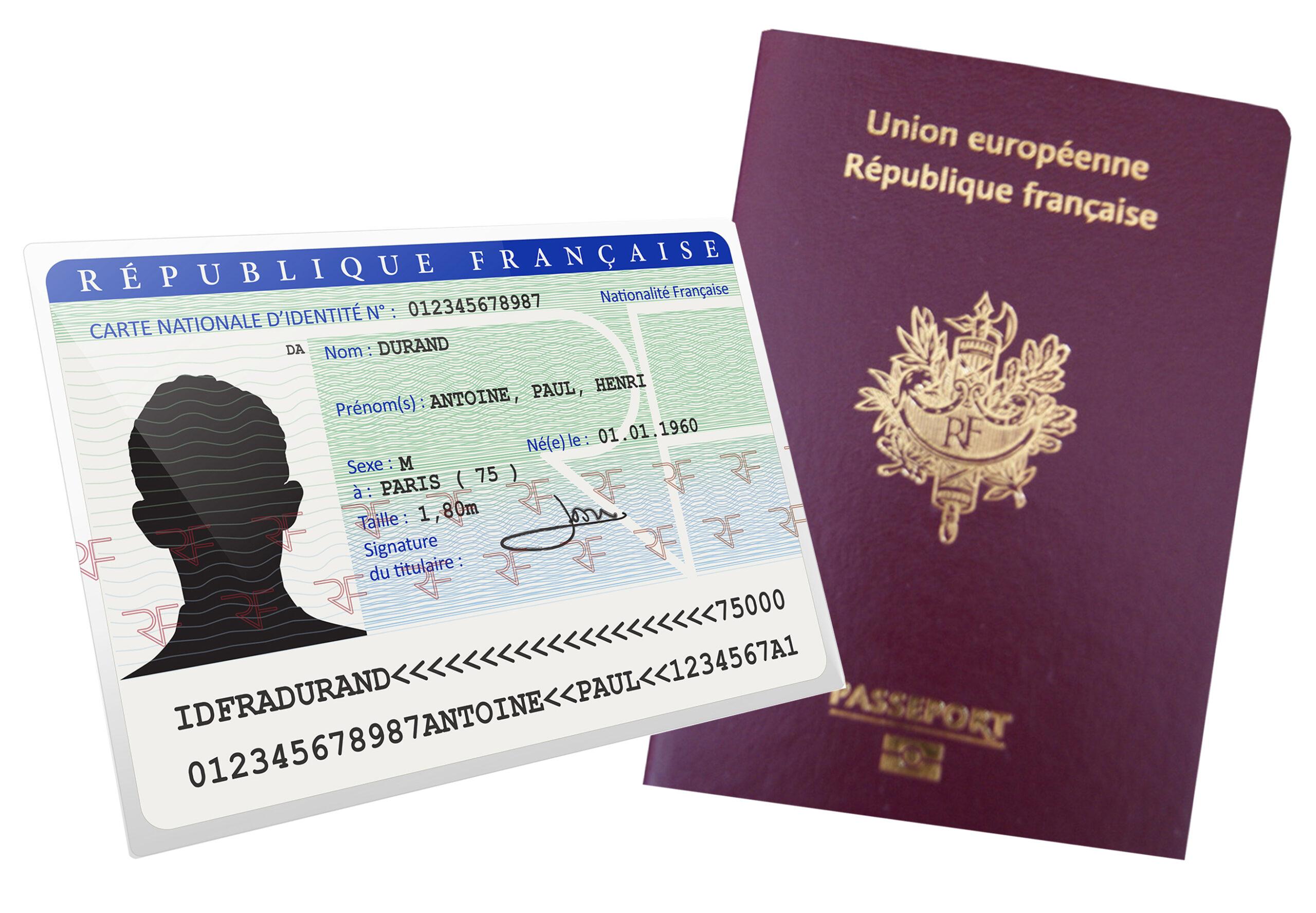 mairie de nantes carte d identité CNI et Passeports